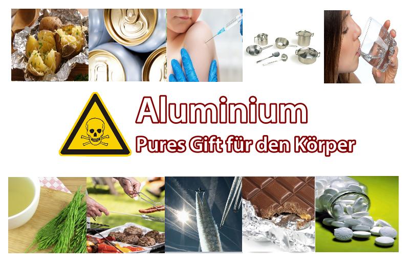 Aluminium – das allgegenwärtige Gift und wie man es aus seinem ...
