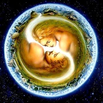 Kosmische Ehe1