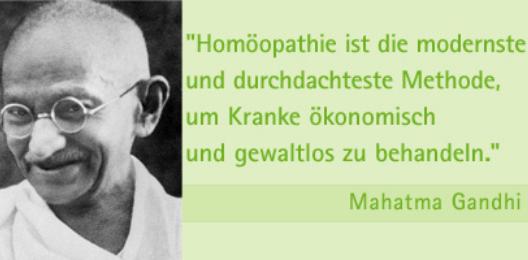 Impfstoffe Auch Nach 90 Jahren Hat Gandhi Noch Recht