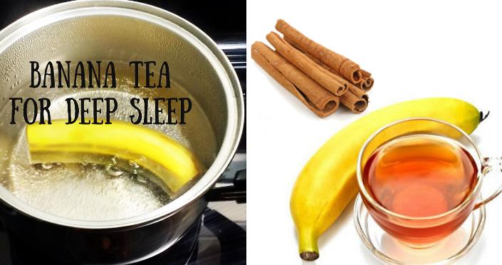 Bildergebnis für Banane und Zimt für einen guten, erholsamen Schlaf