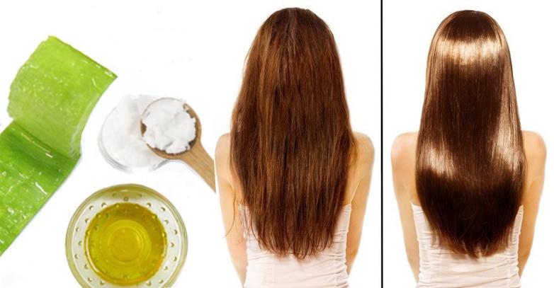 Die Mischung Dieser 3 Natürlichen Zutaten Stoppt Haarausfall Und