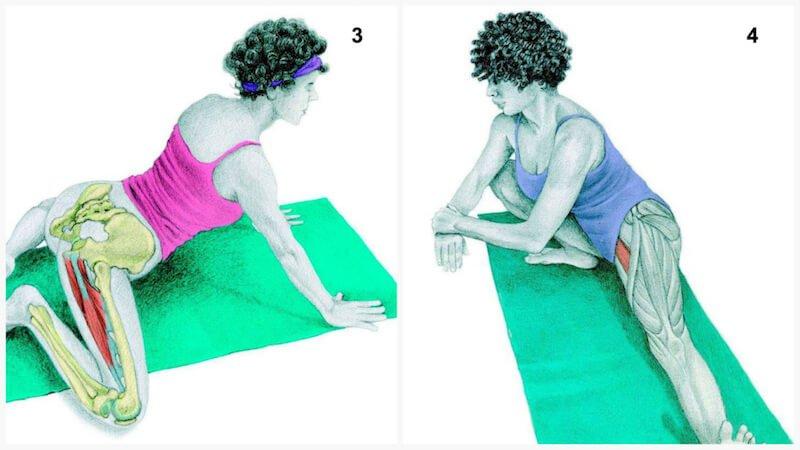 Heilsame Dehnübungen: Diese 34 Bilder zeigen dir, welchen Muskel du ...