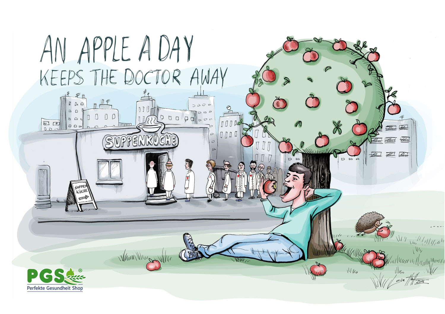 an-apple-a-day-illustration