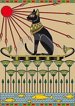 ancient-egypt-cat