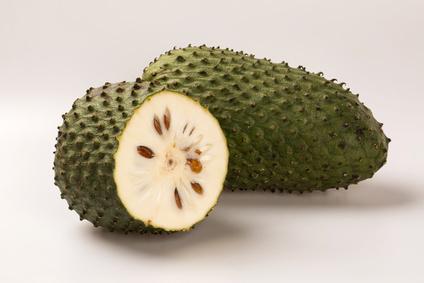 Sour sop, Prickly Custard Apple. (Annona muricata L.) Treatment